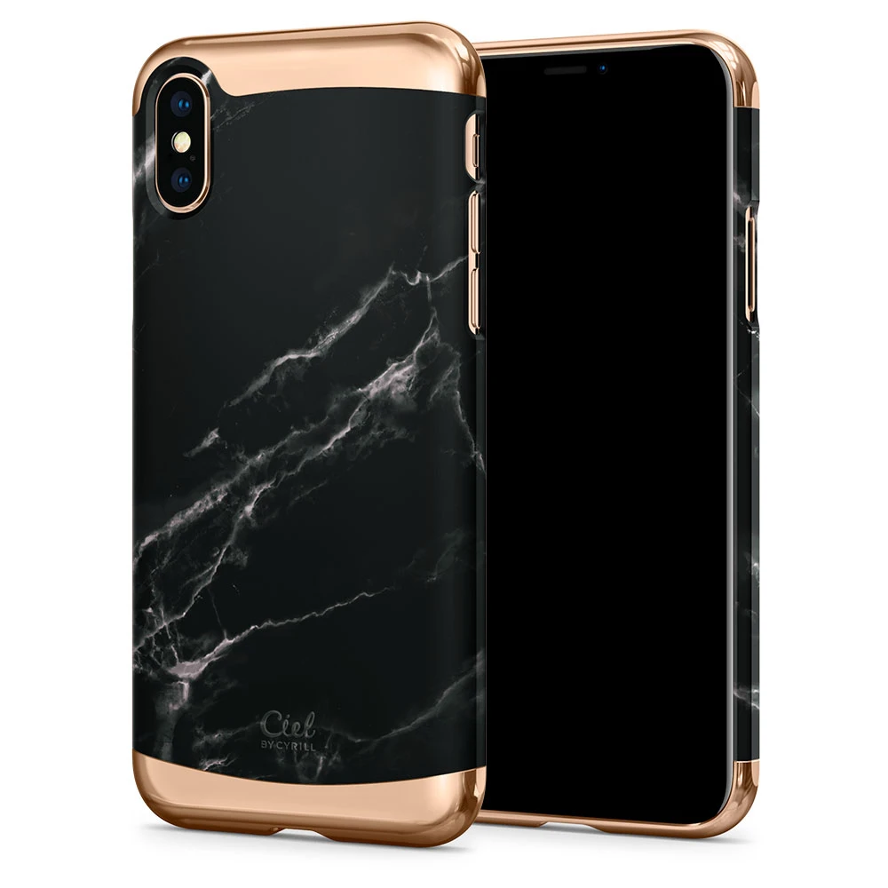 Black Marble Iphone Xs Iphone X Cyrill Marble Iphone Iphone Black Marble