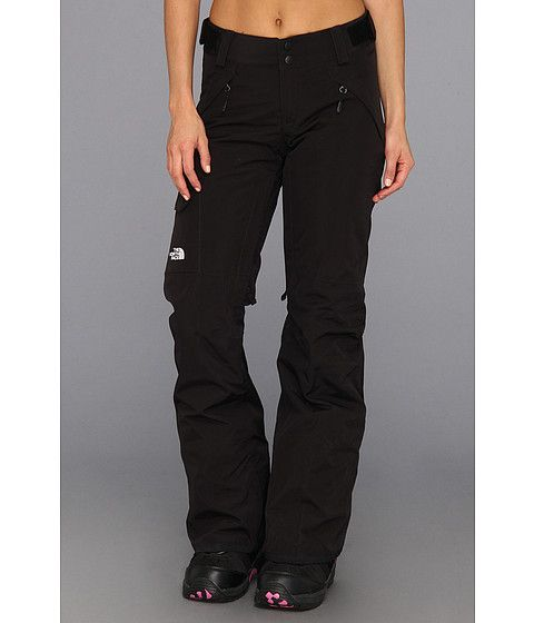 The North Face Freedom Lrbc Insulated Pant Tnf Black Tnf