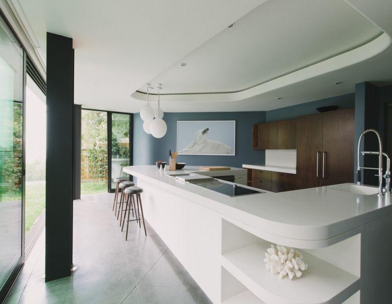 Arbeitsplatten für Küche \u2013 die Materialien im Überblick Pinterest
