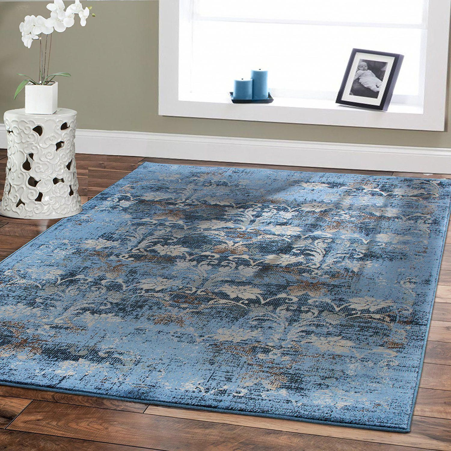 Shabby Chic Cuxhaven Premium Rugs Large 8x11 Rugs For Living Room 8x10 Area Rugs Under