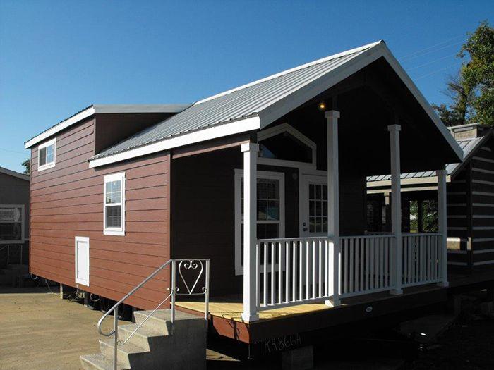 Savoy Floor Plan RV Park Model Homes Texas Louisiana 15 x 32 – Rv Park Building Plans