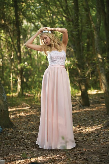 IMPRESSIONS BRIDESMAIDS 20215 | Party Dress Express | 657 Quarry Street | Fall River, MA | (508) 677-1575 | partydressexpress... #bridesmaids #bridesmaidsdresses #wedding #pink #blush
