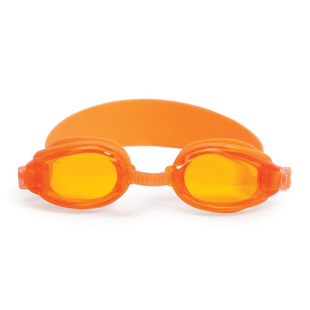 Poolmaster Advantage Orange Junior Goggles 94460 O The Home Depot Swimming Pool Accessories Swimming Goggles Pool Accessories