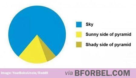 That's My Kinda Pie Chart…
