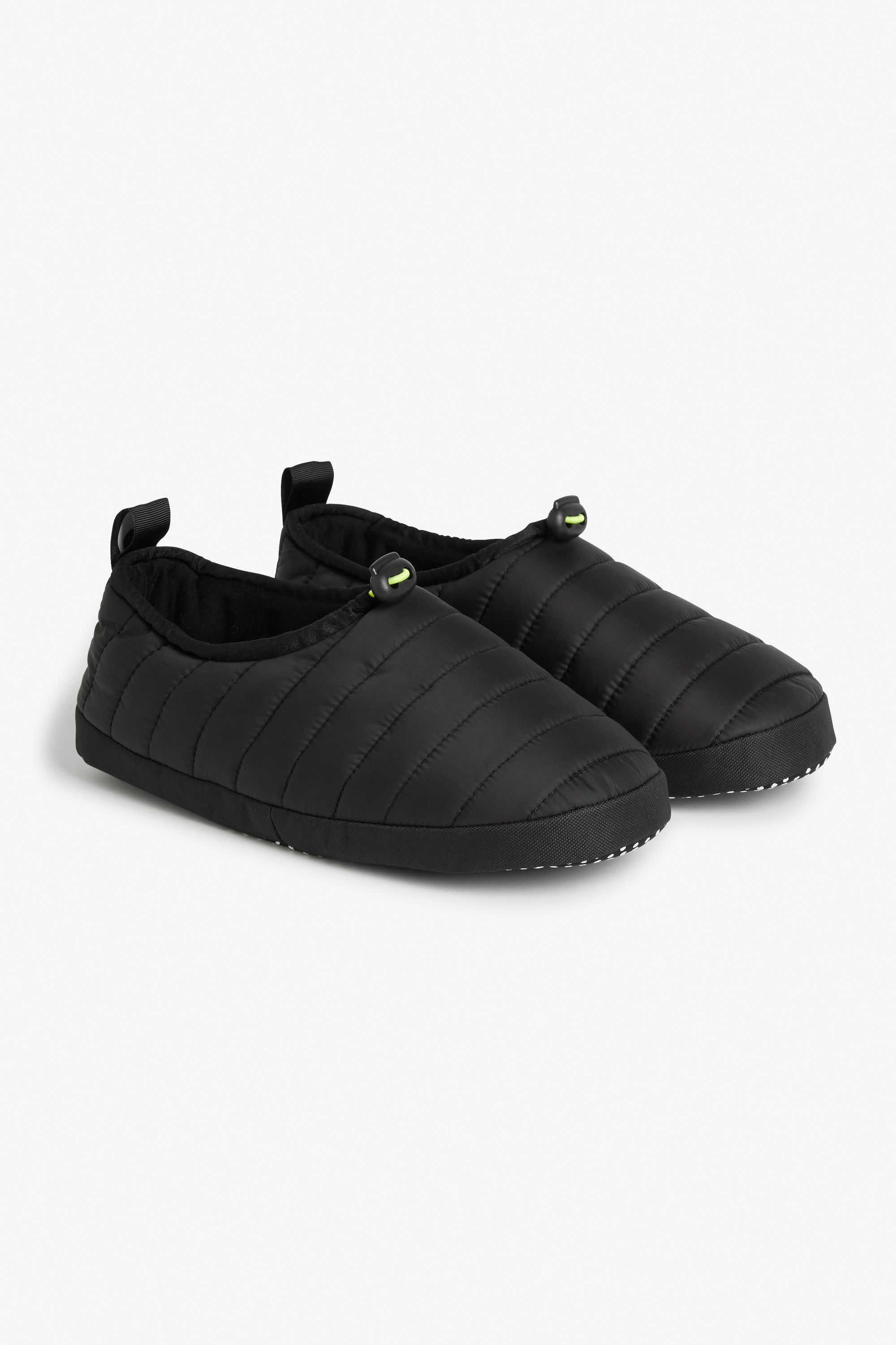 Monki slippers in black clothes shoes u accessories pinterest