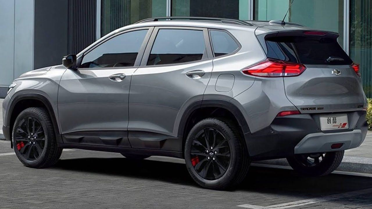 New Chevrolet Tracker 2021 In 2020 Car Car Car Chevrolet