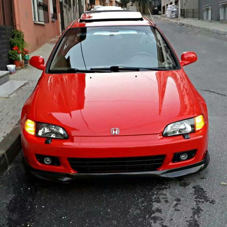 Pin By Vtec4life On Acurahonda Gen Honda Civic Sedan