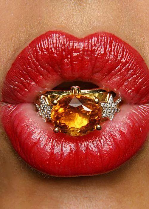 самом во рту бриллиант гламурное фото выдохе углекислый газ