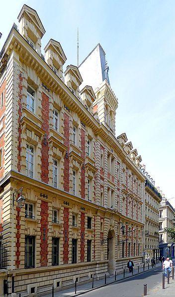 Rue Notre Dame des Victoires - Paris 2