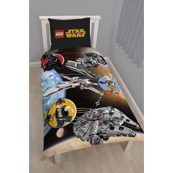 Parure De Lit Lego Star Wars Space Housse De Couette Taie