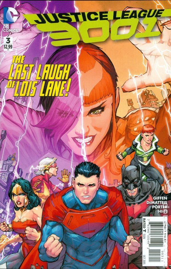 Justice League 3001 (2015 DC) 3A