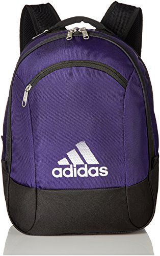 Adidas striker team zaino, la squadra viola, una dimensione 5134383