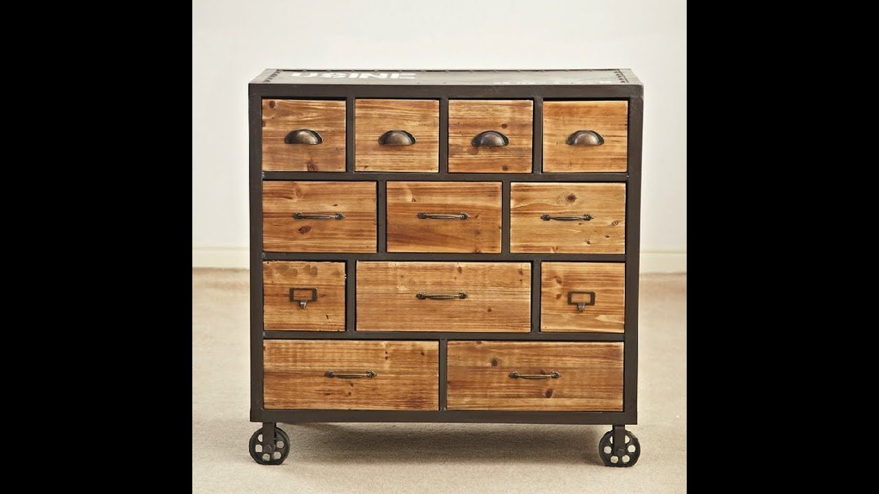 American Country Iron Multi Drawers Wood Storage Cabinet Storage Locker Metal Storage Locker Metal Tv Cabi Wood Storage Storage Cabinets Wood Storage Cabinets