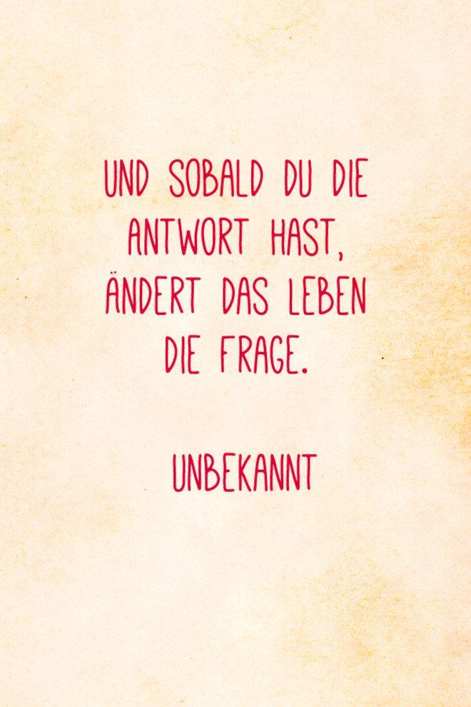 schöne sprüche fürs leben Schöne Zitate fürs Leben   jetzt auf gofeminin.de unter http://  schöne sprüche fürs leben