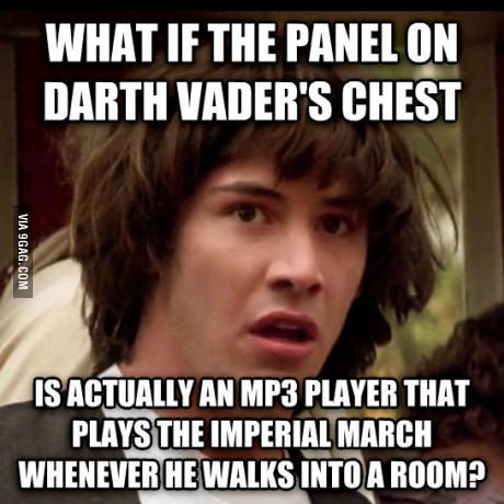A thought my buddy had while we were watching Empire Strikes Back the other day