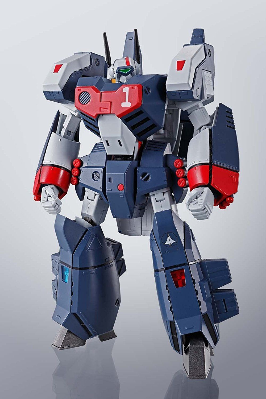 Macross Robotech Hi-Metal R VE-1 Elintseeker Valkyrie figure Bandai NEW