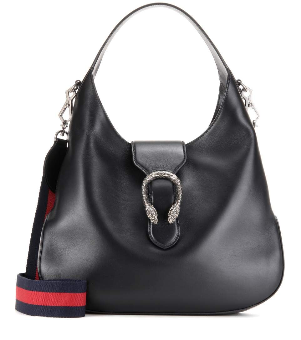 mytheresa.com - Dionysus leather hobo bag - Luxury Fashion for ...