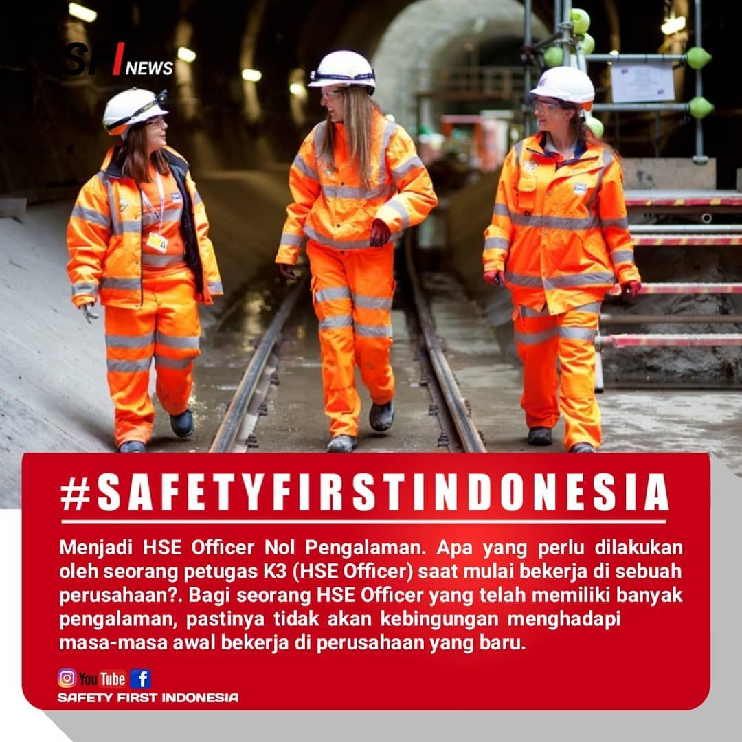 Pin di work Safety