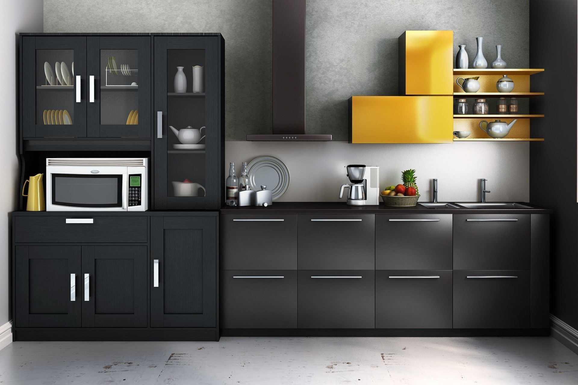kitchen furniture set: give your kitchen a complete makeover