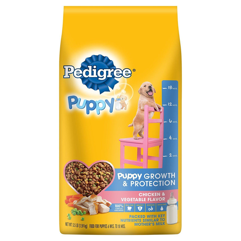Pedigree complete nutrition puppy dry dog food chicken 3