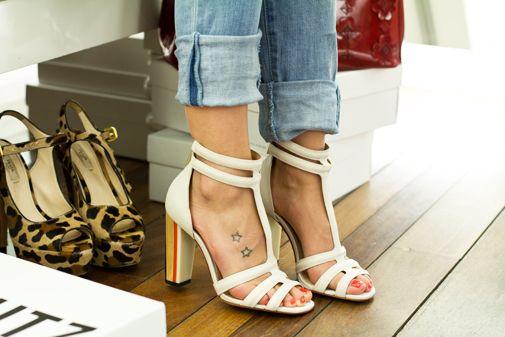 Lançamento Queen Shoes
