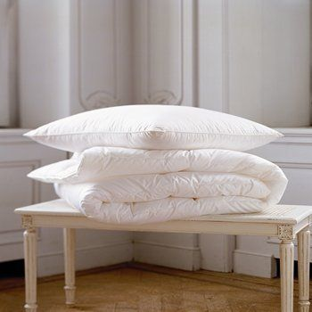 Alpine By Yves Delorme By Yves Delorme Pillows Comforters 600 00 Yves Delorme Uses Top Grade White Europ Goose Down Pillows Pillows Down Comforter Bedding