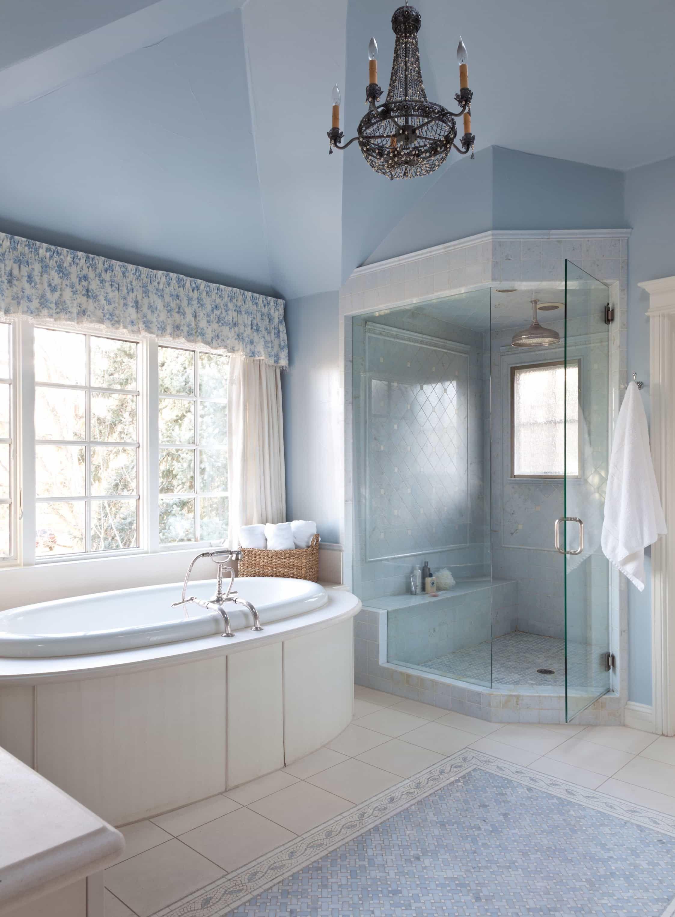Cottage Style Bathroom Lighting | Cottage style bathrooms, Cottage ...