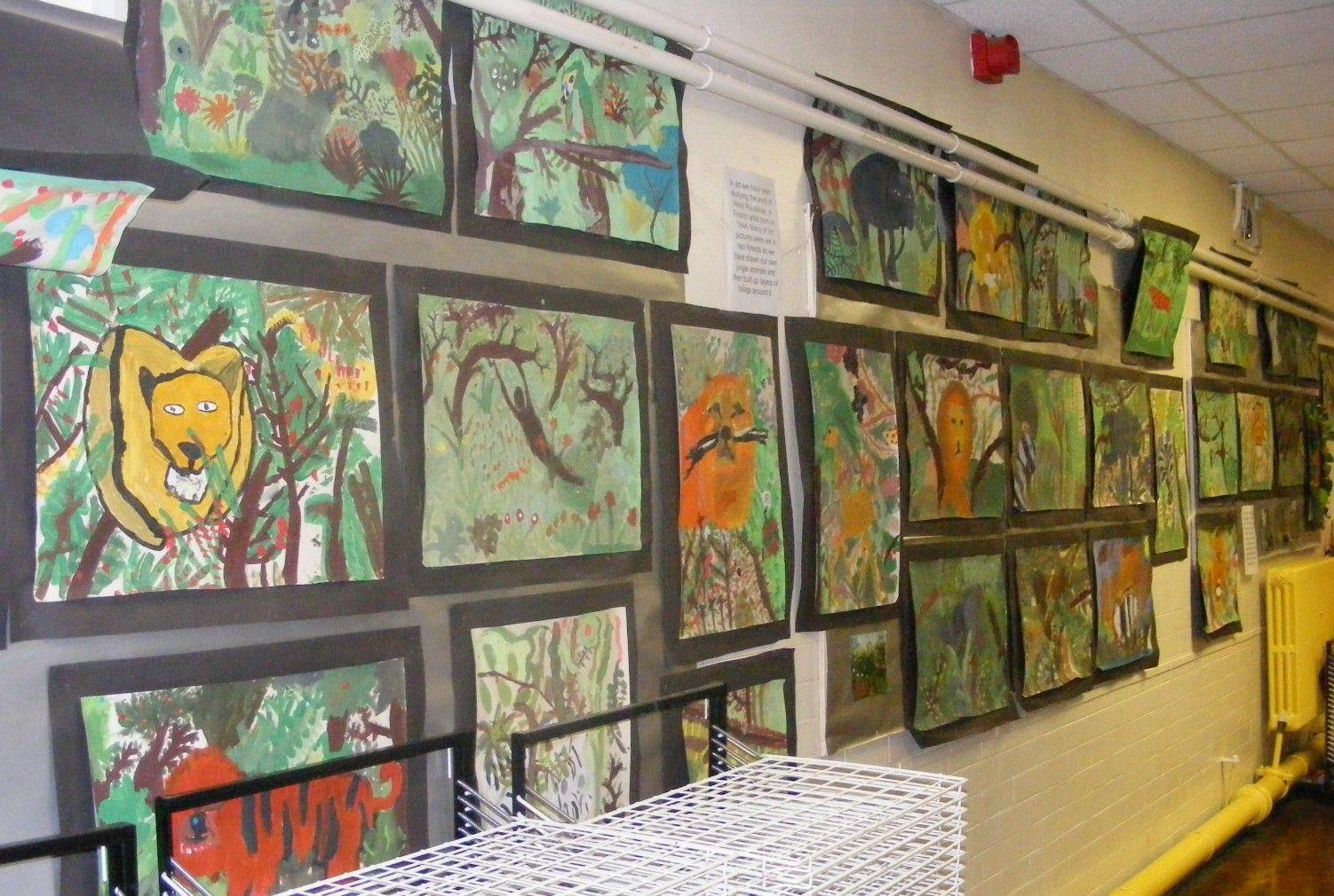 Lady Bay Primary School. West Bridgford. Year 4. Henri