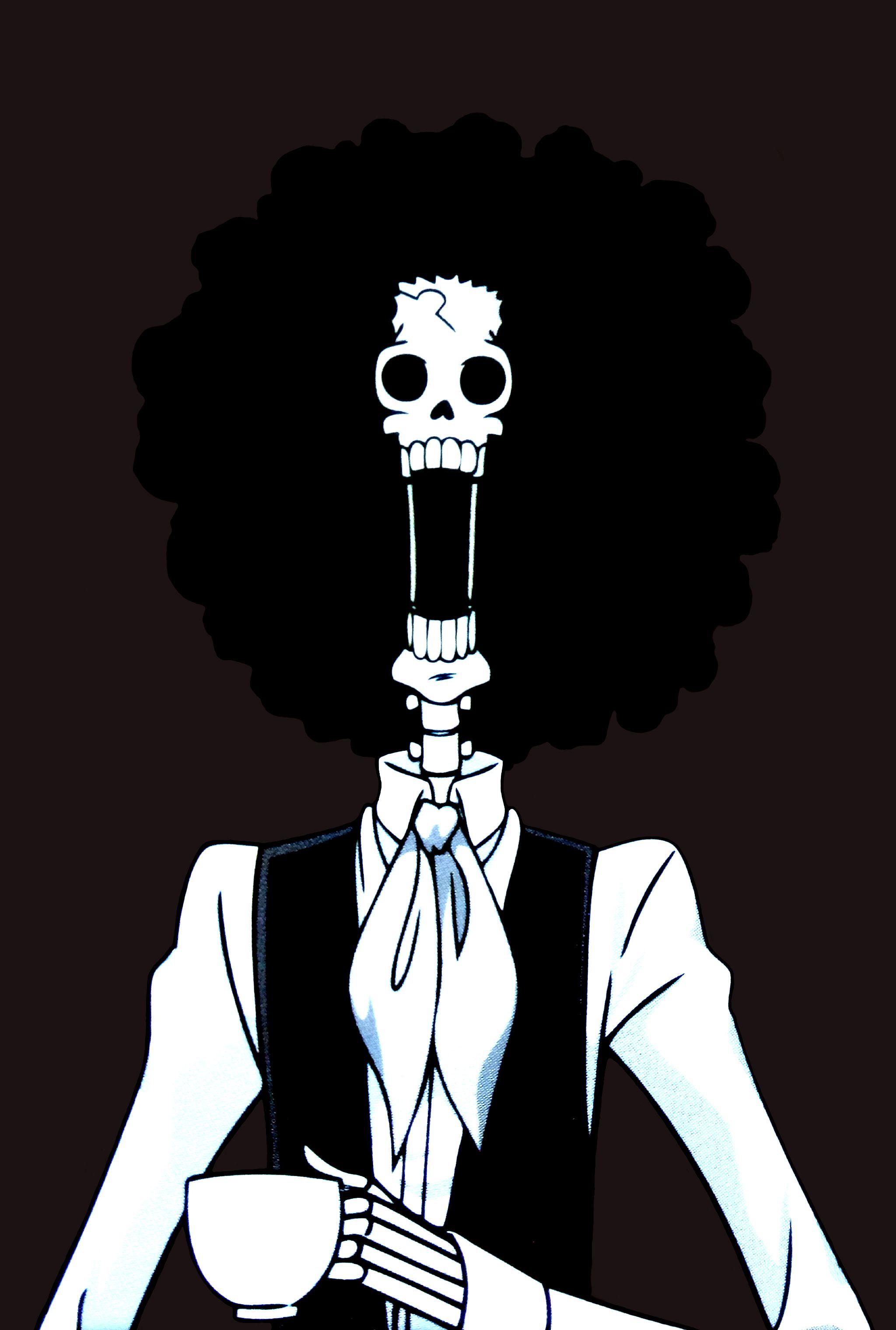 Brook - ONE PIECE - Image #2316349 - Zerochan Anime Image ...