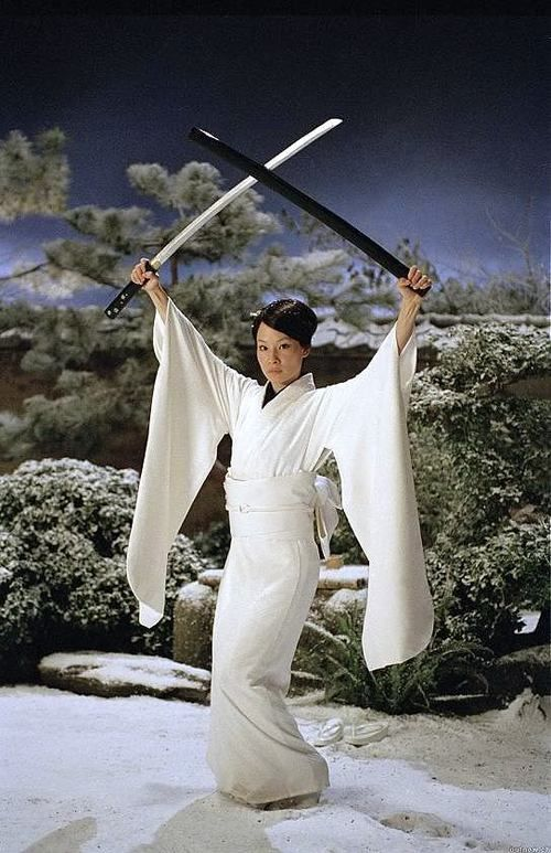 lucy liu as o ren ishii a k a cottonmouth kill bill series ancient pinterest. Black Bedroom Furniture Sets. Home Design Ideas