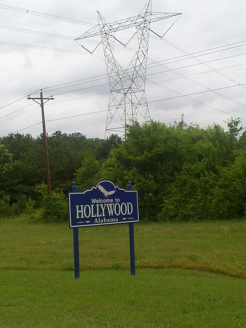 Hollywood, Alabama