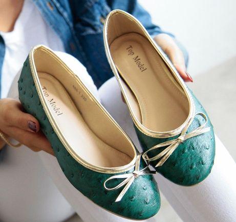 flat shoes 플랫슈즈