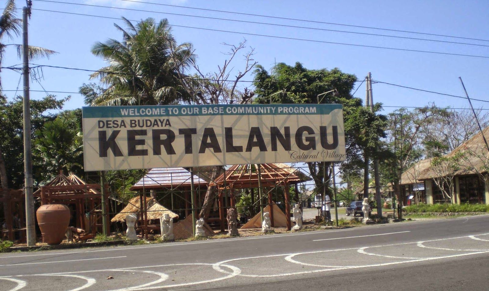 Pariwisata Bali Desa Wisata Kertalangu Places To Visit