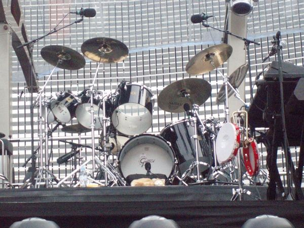 phil collins drum set music in 2019 gretsch drums drums percussion. Black Bedroom Furniture Sets. Home Design Ideas