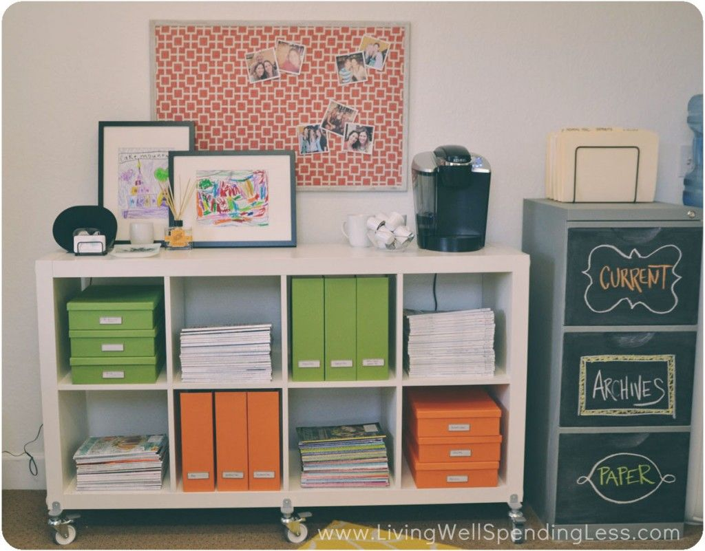 DIY Office Decorating On A Budget
