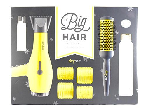 Drybar The Big Hair Set Blowout Kit for Volume and Lift ...