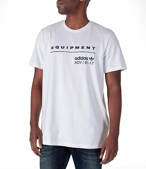 adidas Originals Apparel EQT Crew Sweatshirt Core Heather