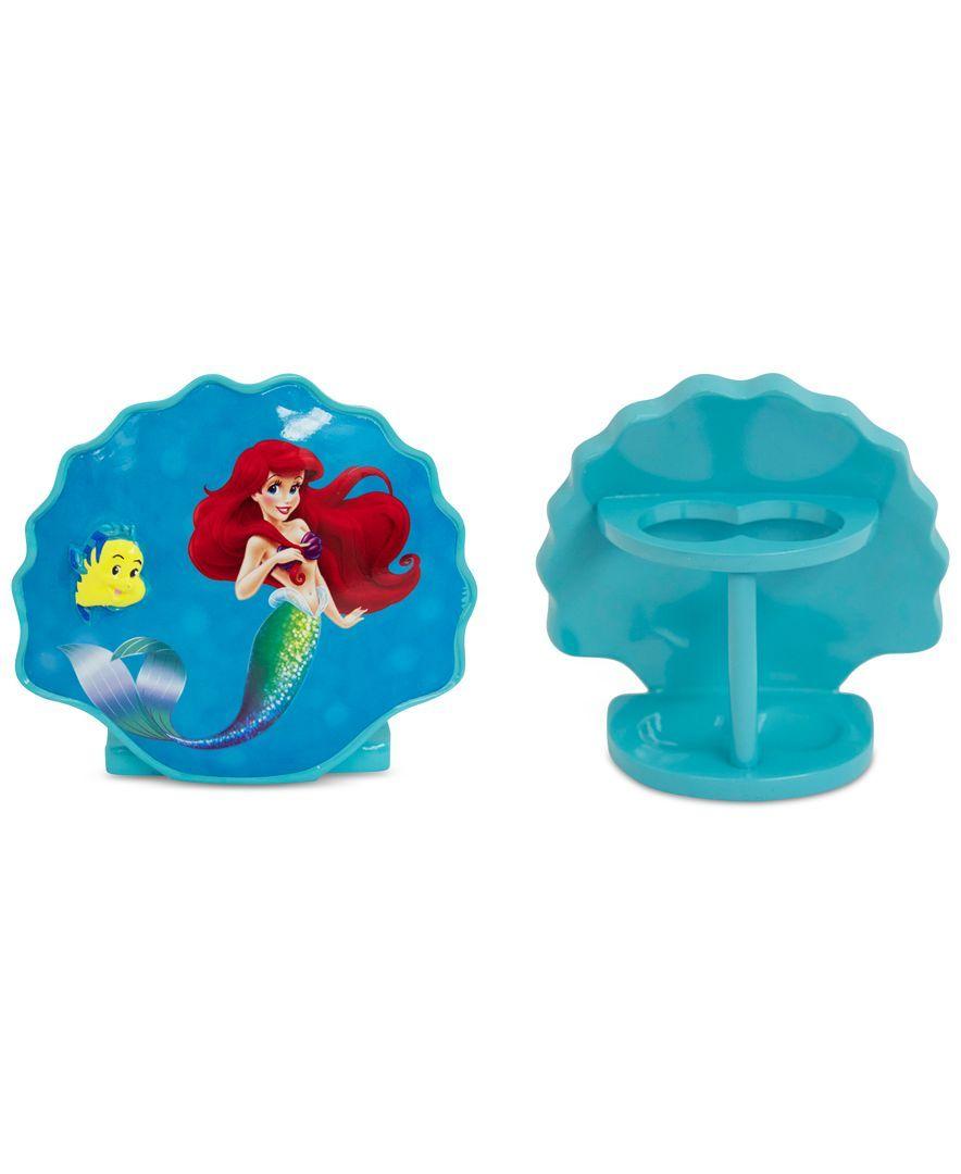 Little mermaid bathroom accessories - Little Mermaid Toothbrush Holder