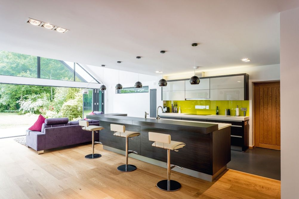Image result for adding a floor to a bungalow UK Our Eco Home