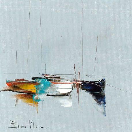 Finesse klein les oeuvres et bruno for Bruno klein peintre