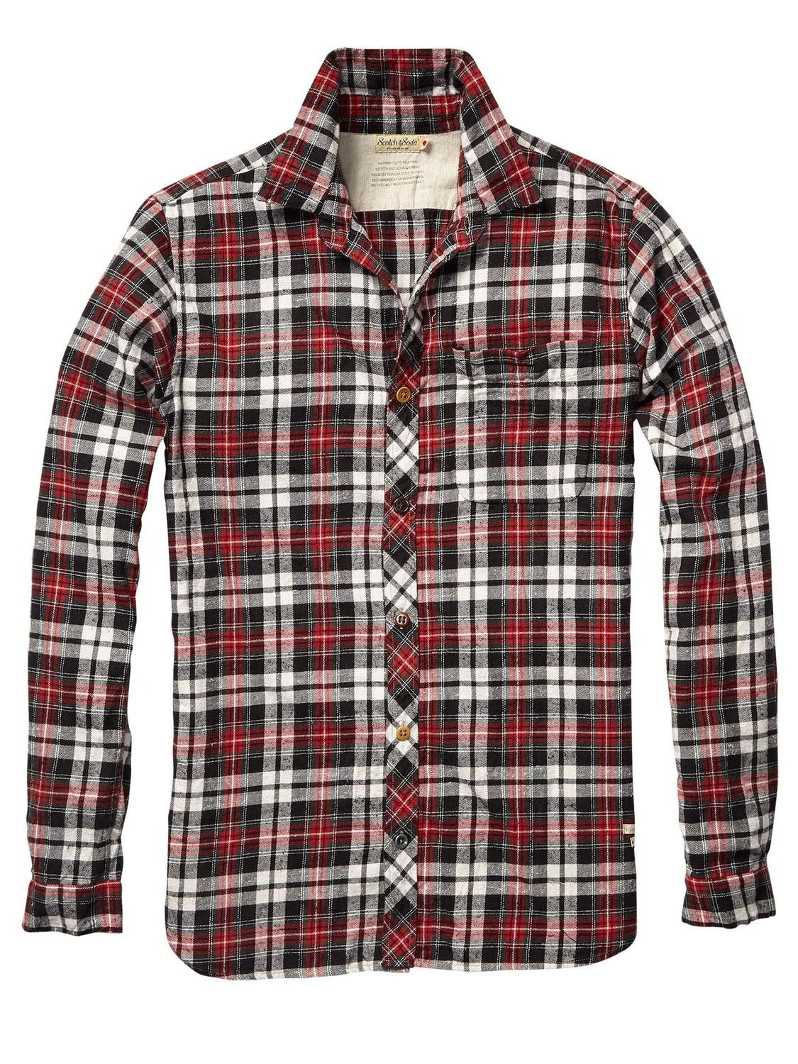 Flannel men's style  Japanese Flannel Check Shirt ue Mens Clothing ue Shirts at Scotch