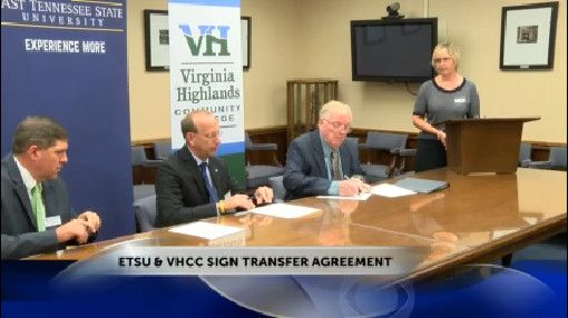 Etsu And Vhcc Team Up For Reverse Transfer Agreement  Vhcc In The