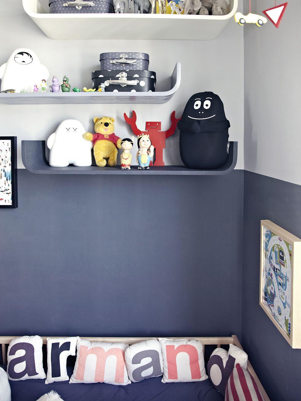 Tag res assorties aux peintures du mur conseils d co chambre enfant deco chambre et deco - Conseil deco chambre ...