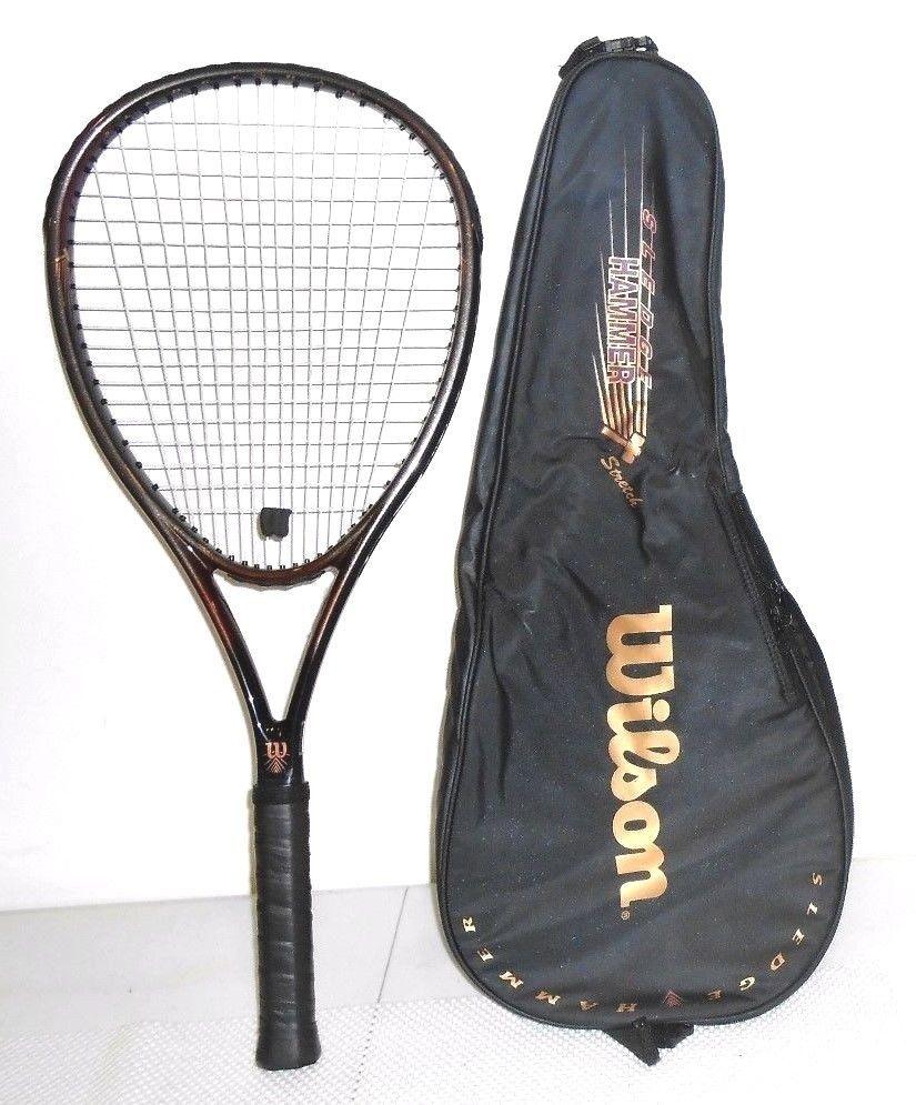 Wilson Sledge Hammer 2.8 Stretch 116 sq in Tennis Racquet