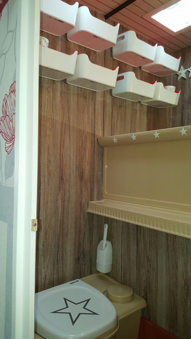 Wohnwagen Badezimmer Renovieren