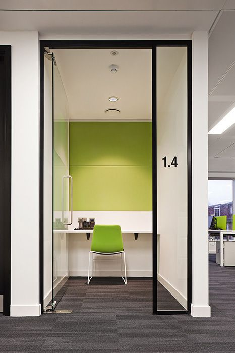 Great colors for the office | Office Spaces | architecture ...