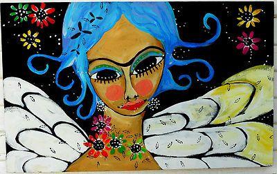 Frida Blue Fairy