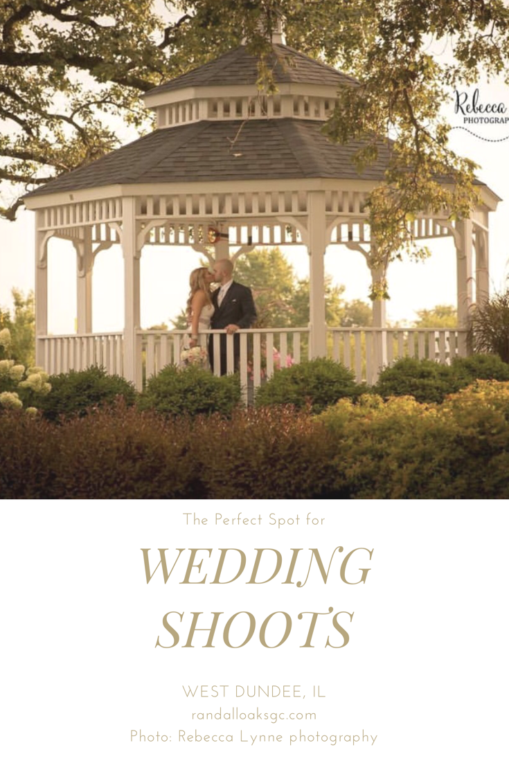 Midwest Weddings Randall Oaks Golf Club West Dundee IL Chicago Wedding Venues