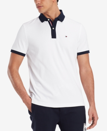 Tommy Hilfiger Men's Classic Fit Joshua Polo, Created for
