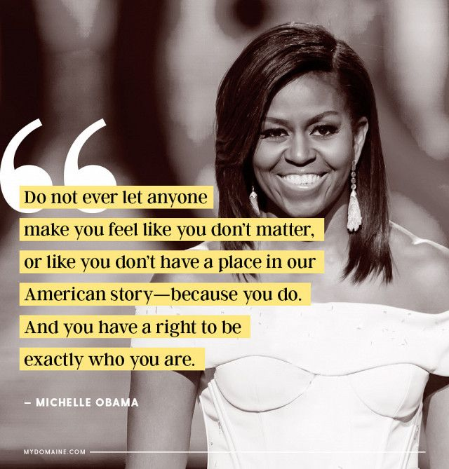 Michelle Obama Quotes About Women: These 9 Kick-Ass Quotes Are The Motivation You Need Night